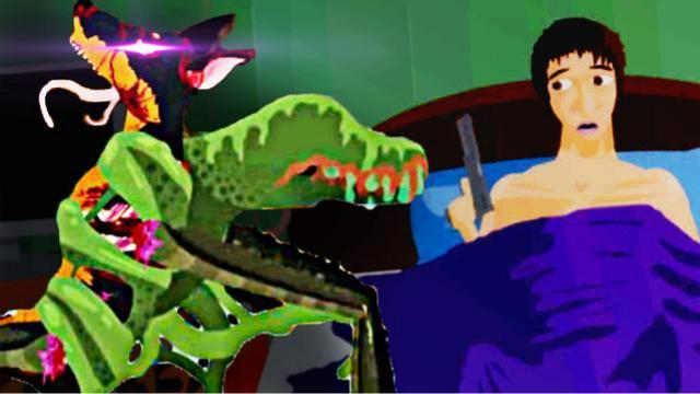 屌德斯解说 异形虫实验室2 新异形虫降临不断进化最终毁灭地球