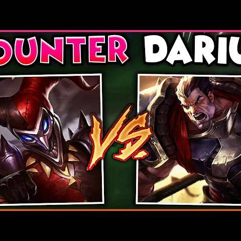 how to destroy darius with ap shaco top lane - pink ward