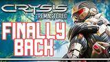 crysis is finally back + awesome pc gaming website everyone needs to use!