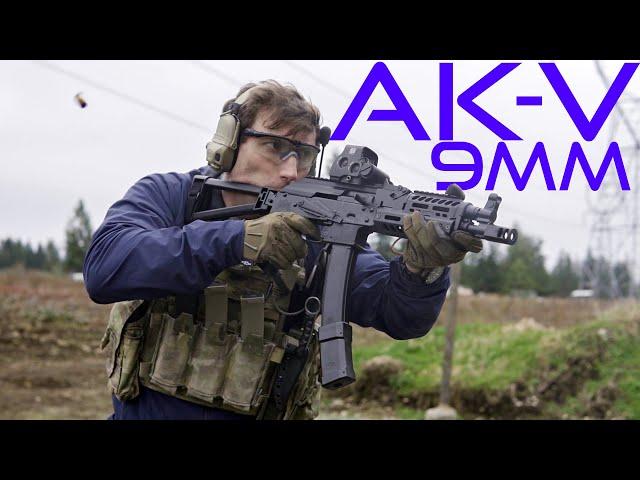 psa akv 9mm (cheap 9mm ak!