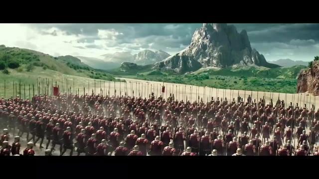 两军对垒, 万箭齐发, 想死也死不掉, 大难不死必有后福。
