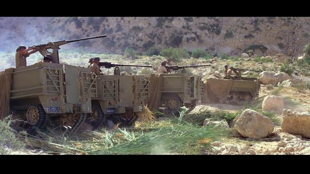 经典战争大片, 步兵战车伏击轻型坦克, 燃爆你的肾上腺素