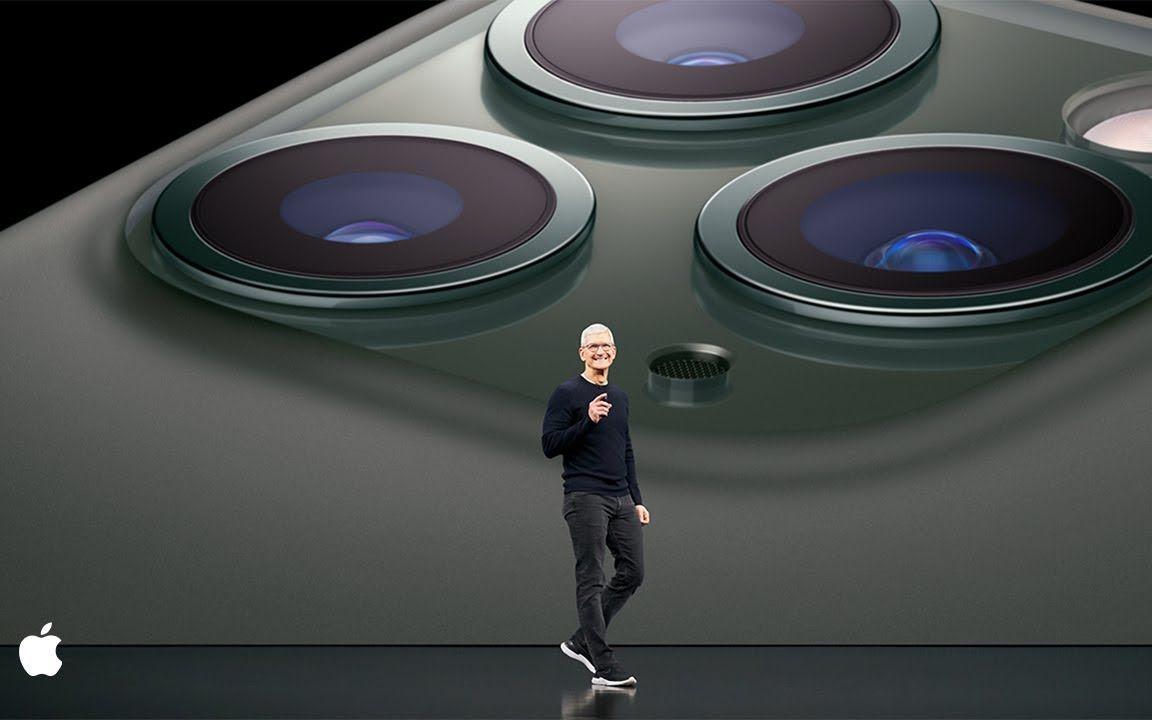 【Apple】2019苹果秋季发布会完整版 iPhone11(英文字幕cc)