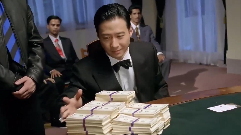 赌神: 赌霸连吃高进二十局, 不想是高进故意的, 最后一局直接暴富