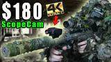 4k ultra hd scopecam - airsoft runcam