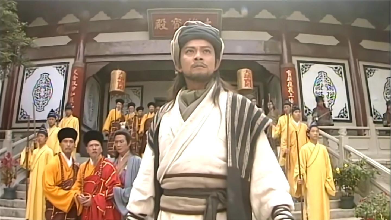 天龙八部: 乔峰自带BGM出场, 星宿派看不起降龙十八掌, 经典回顾