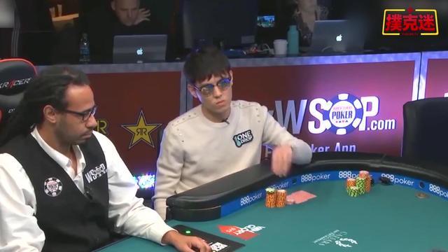 德州扑克: 一生拿到最爽的牌, AAAA的金刚简直美的不要不要的!