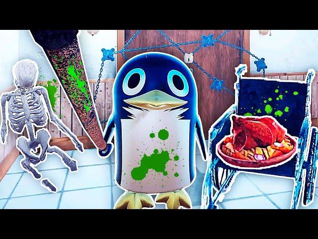 企鵝老師 企鵝老師被我帶到廚房烤熟了!屌德斯解說 penguin s dogma