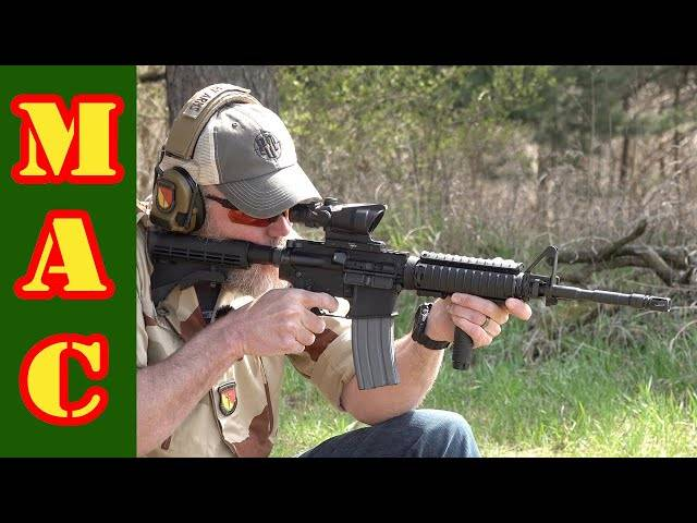 modern collectible: colt property marked m4a1 socom