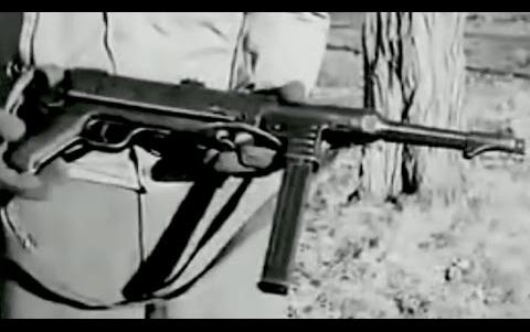 (中文字幕)美国战争部-敌军武器: 德军轻武器