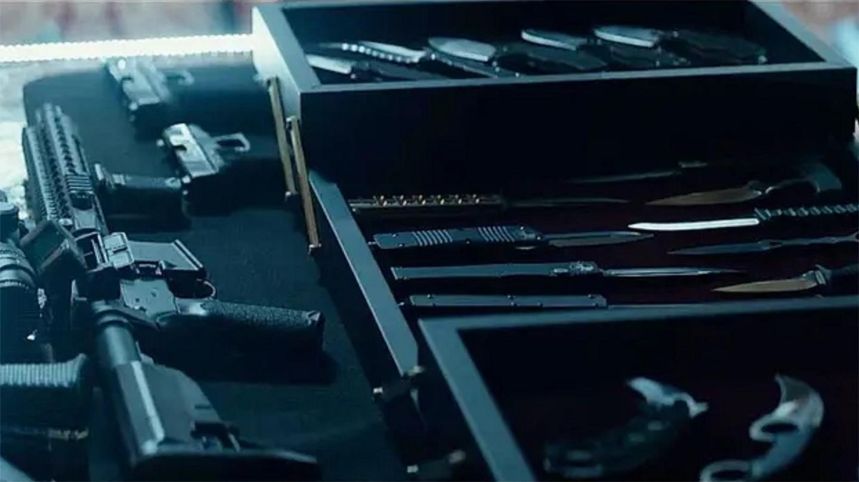 疾速: 我看过最激烈的动作片, 顶级杀手精挑武器, 血拼到底看不厌