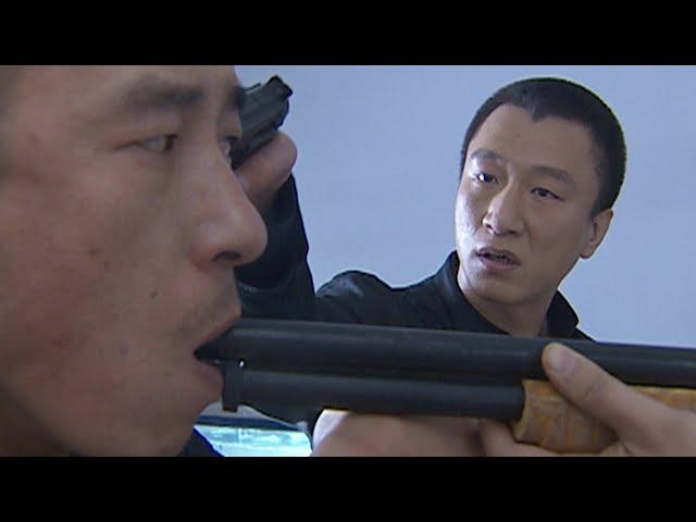 征服 刘华强最后的困兽之斗,大鹏才是真正的悍匪,嚷嚷着要和警察拼命!大战一触即发