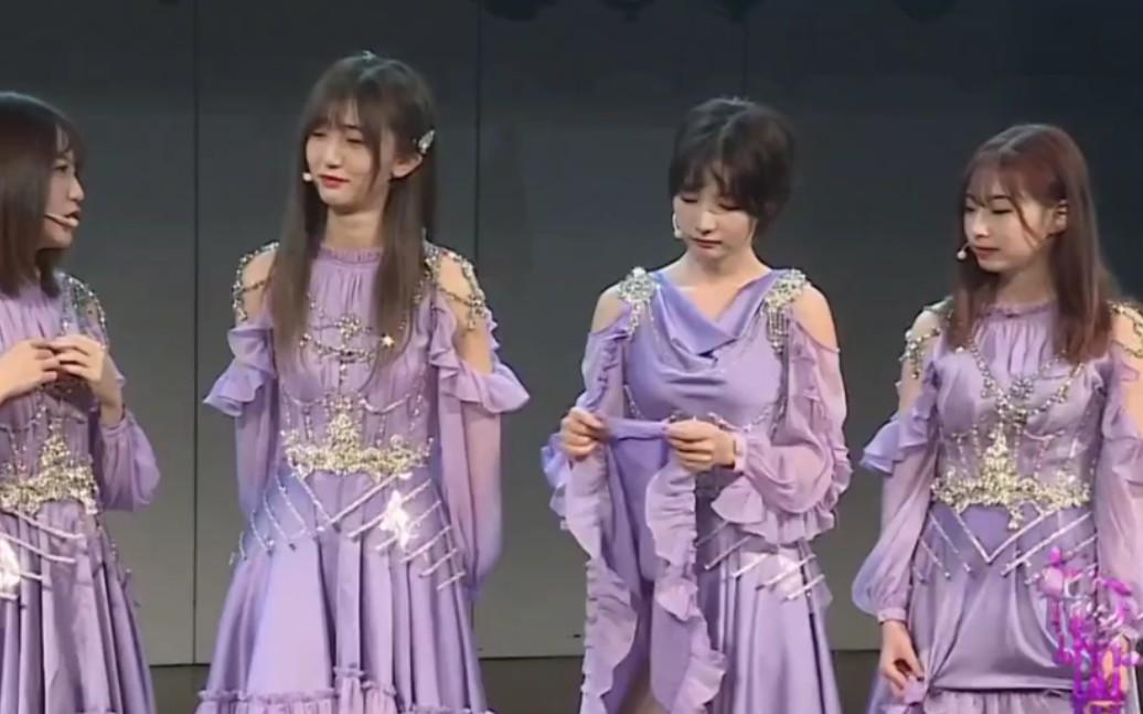 妈妈粉祁静: 妈妈不允许你掀裙子! 赵粤: 习惯了……