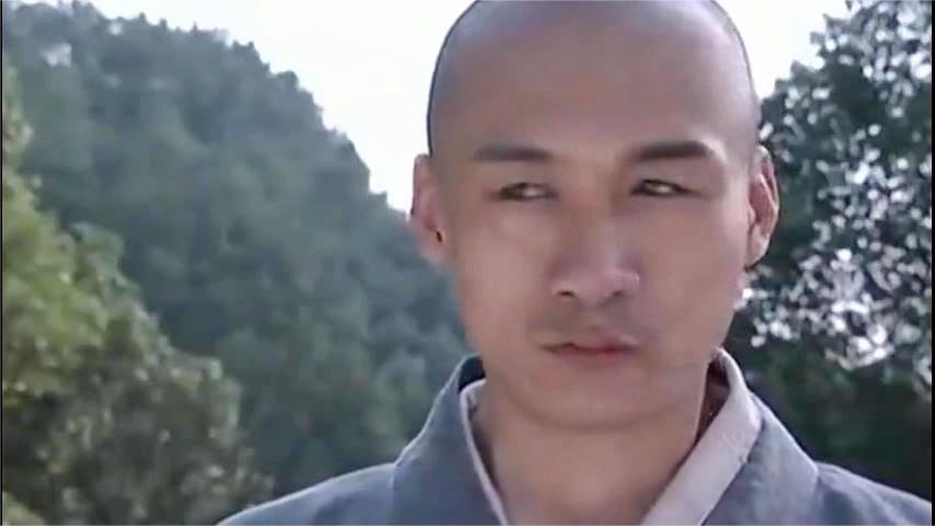 天龙八部: 鸠摩智挑战少林绝技, 高僧竟无法匹敌, 直到虚竹出手!