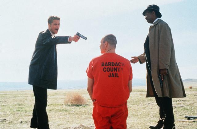 深度解读经典犯罪电影《七宗罪》, 冷漠的不是这个世界, 而是人心