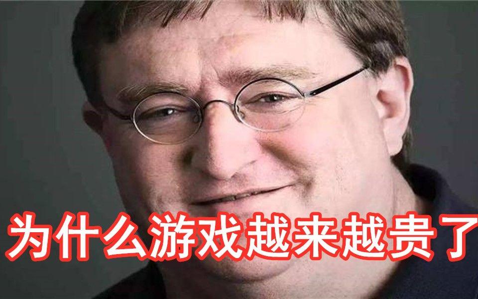 【游戏侦查冰】国区游戏首发价暴涨,揭秘背后的商业逻辑