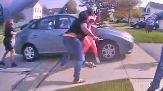 bodycam footage of ma khia bryant shooting by columbus police in ohio