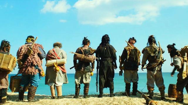 一代名将被迫叛国, 沦为山贼王, 却因吃不惯野菜改当海盗, 喜剧片
