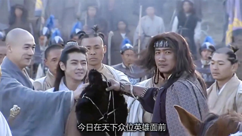 天龙: 和尚点名要和仇人决战, 大哥还以为是逞能, 哪料惊艳众人!