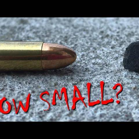 improving pistol accuracy || pebble drill || how small can you go