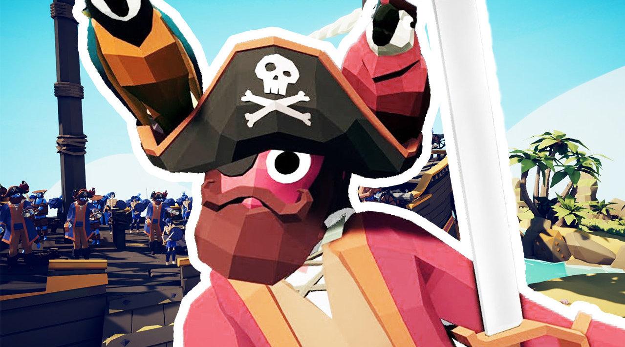 全面战争模拟器, 我让两艘海盗船展开了决战