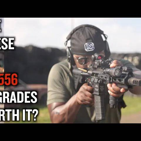 are these heckler & koch rifle upgrades worth it?| hk mr556 modifications & upgrades
