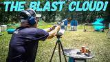 the blast cloud!(safe exploding targets