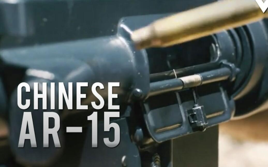 【双语字幕】中国CQ自动步枪 北方工业M311-1(LAV专辑)