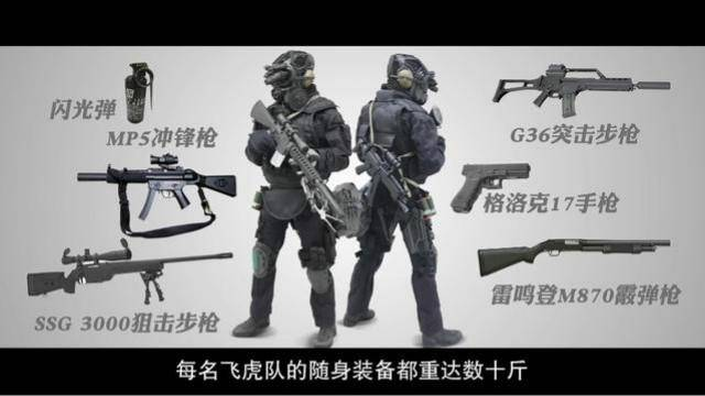 香港飞虎队到底有多厉害