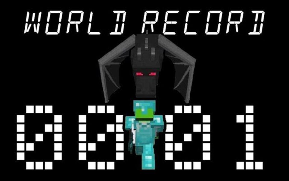 Dream打破了我世界1.15的速通世界纪录【熟肉中字】Minecraft Speedrun World Record 1.15