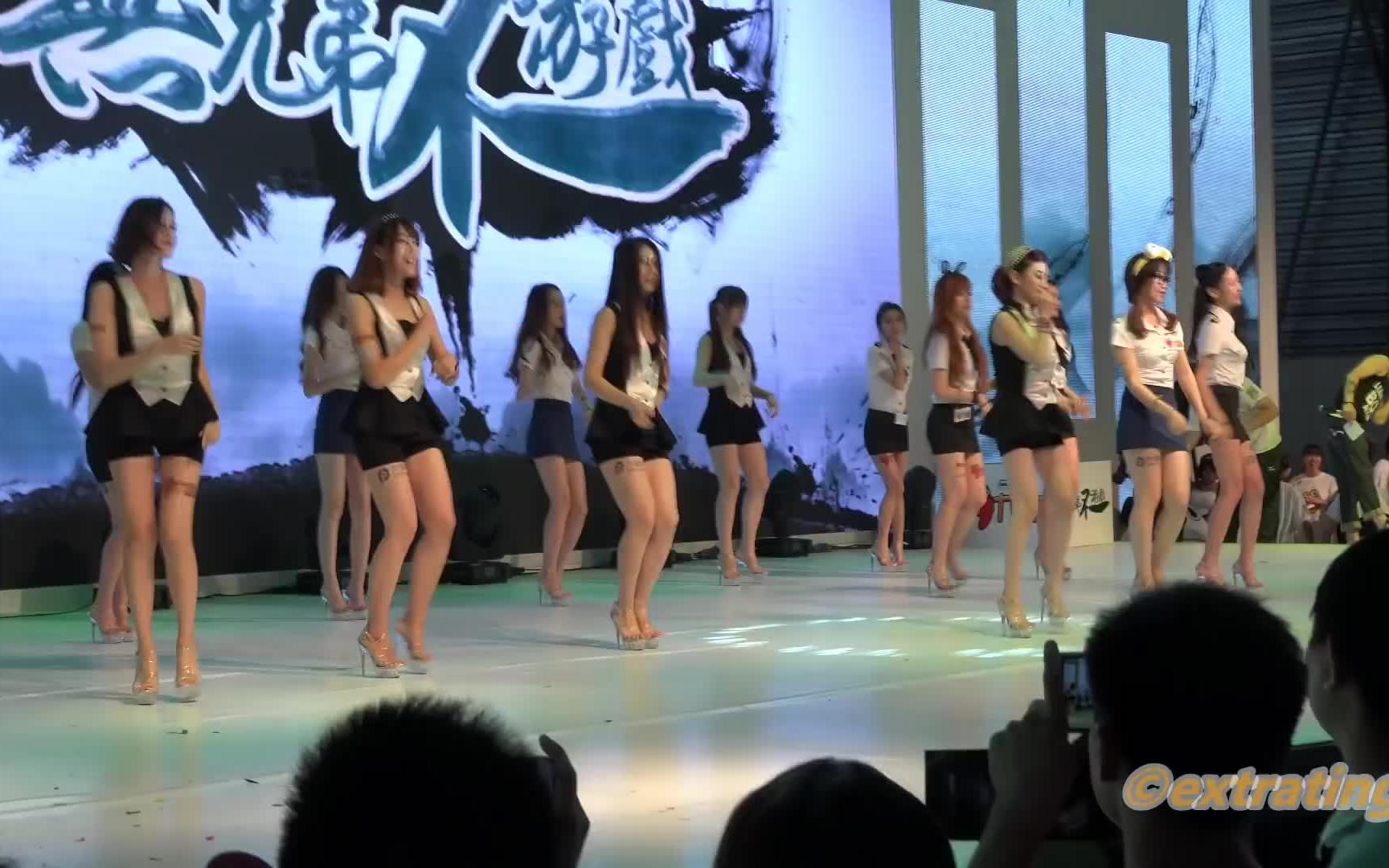 1.【韩女团】华沙性感时刻第1部分 2.美腿美女舞蹈