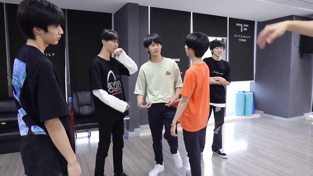 【时代少年团】TNT《表演课花絮4.0》刘耀文 CUT