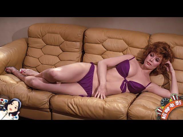 第一代007最后之作!大胸美女为与邦德共缠绵,竟把另一位性感美女脱光光丢下楼!|尬聊电影解说/几分钟看电影