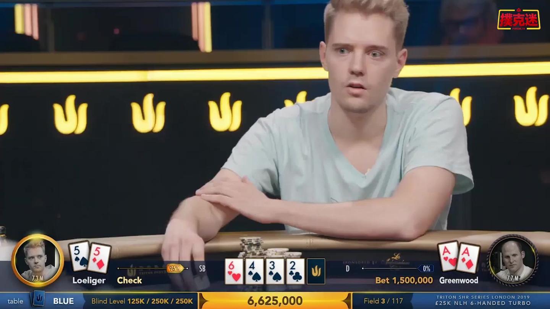 德州扑克: 想哭, 这是老天故意然我输的呀