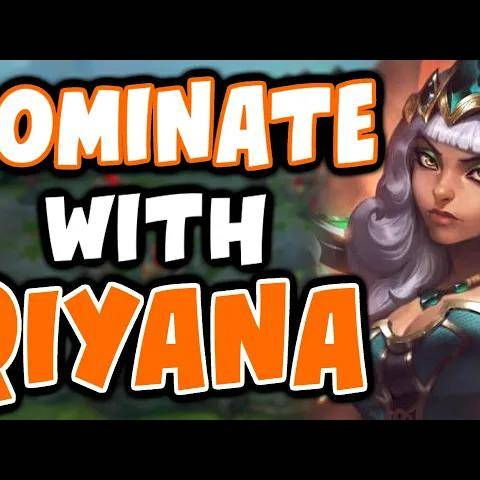 dominate your lane with qiyana | challenger qiyana - league of legends