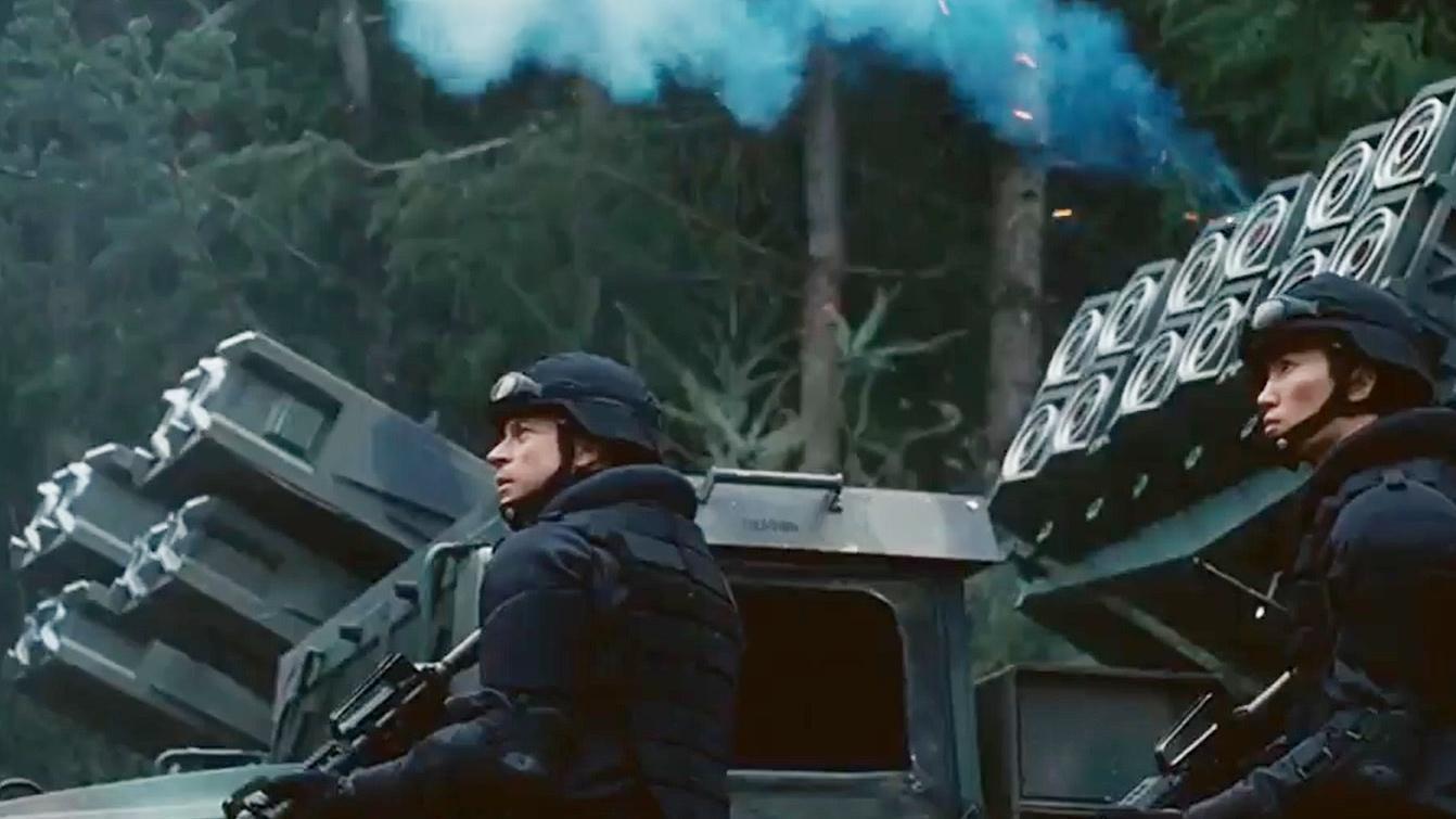电影: 好莱坞的科幻动作片就是一场视觉的饕餮盛宴 极致火爆 !