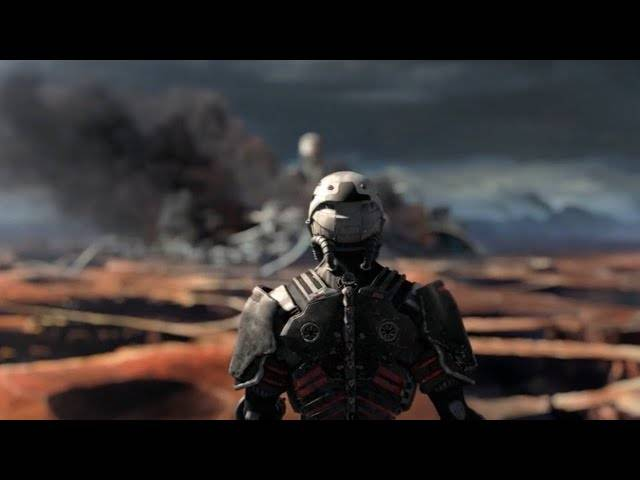 外星机械族侦查地球,却发现地球已彻底毁灭,生命荡然无存