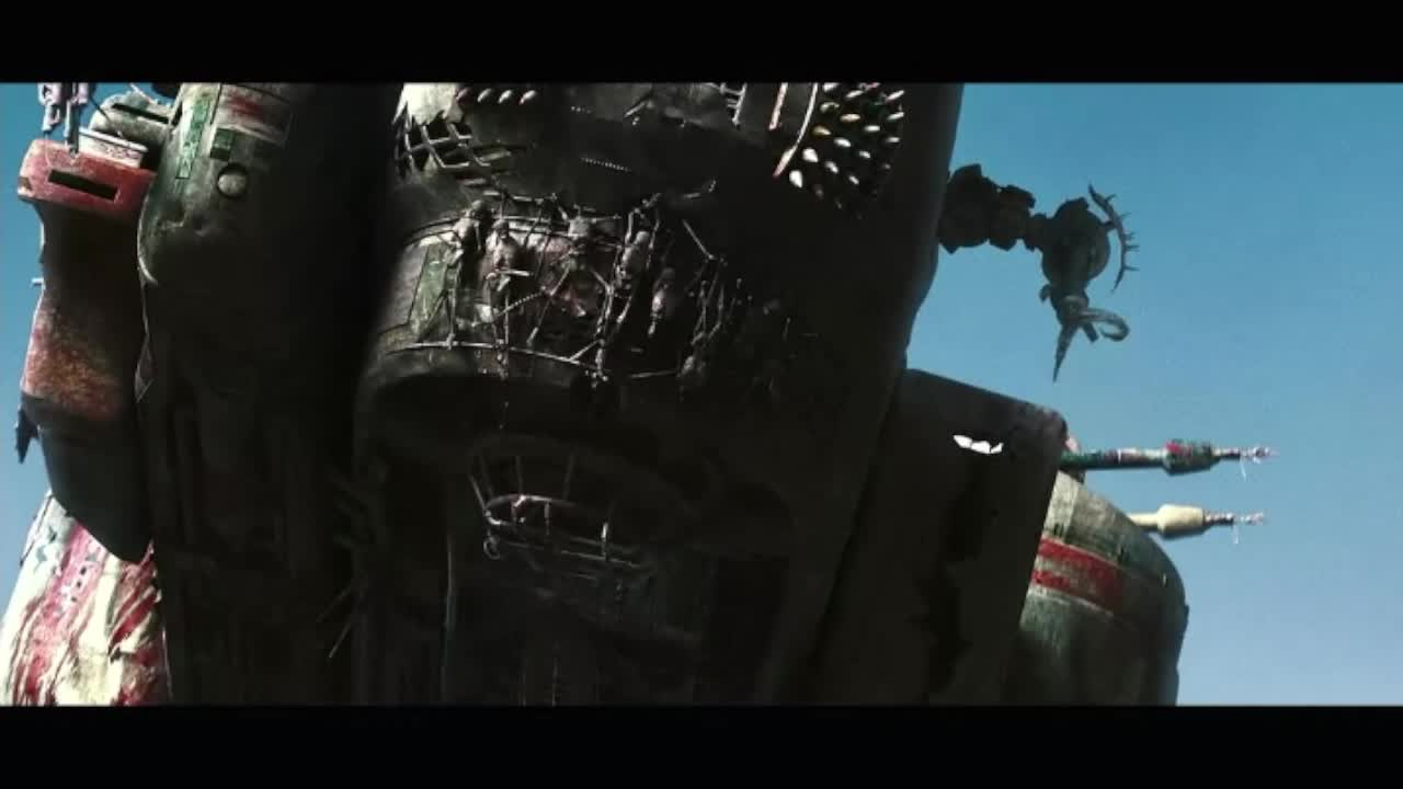 顶级科幻大片, 堪称袖珍版《星球大战》, 十几分钟毫无尿点, 精彩