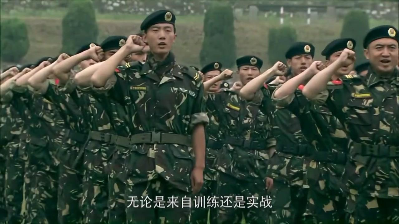 我是特种兵: 新兵下连队没人选, 当了特种兵, 还是没点到名
