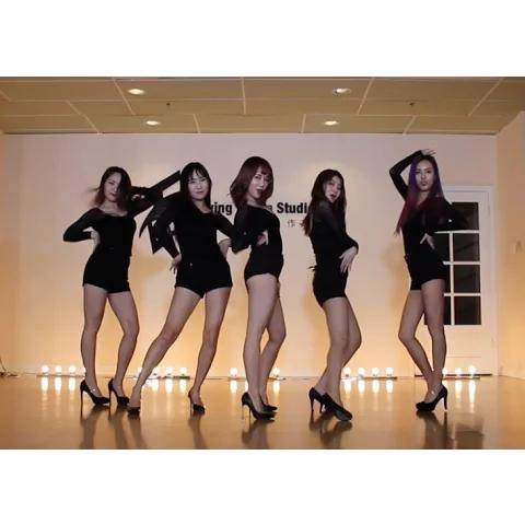 aoa - bing bing dance cover by fds